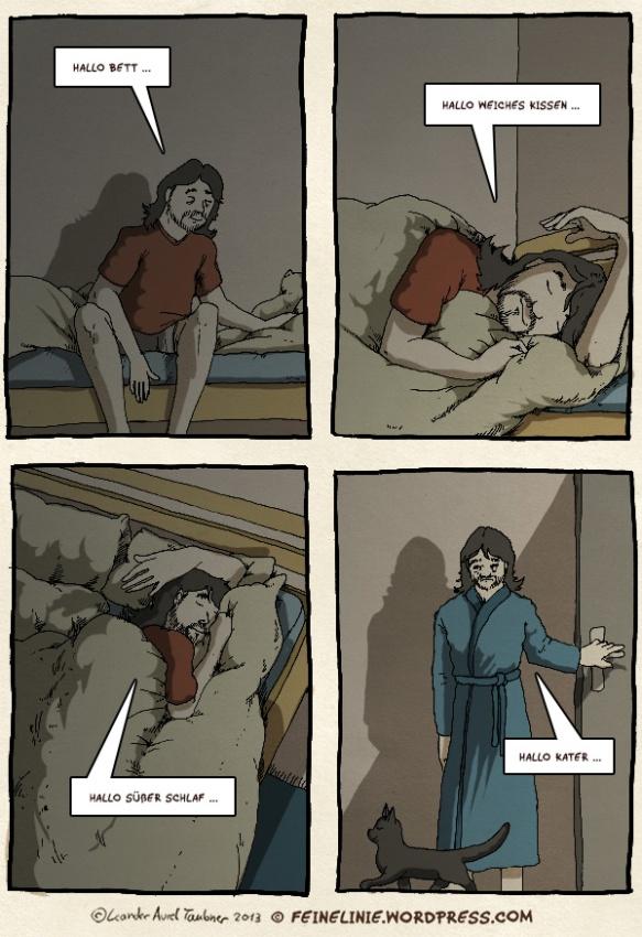 SchlafenGehen